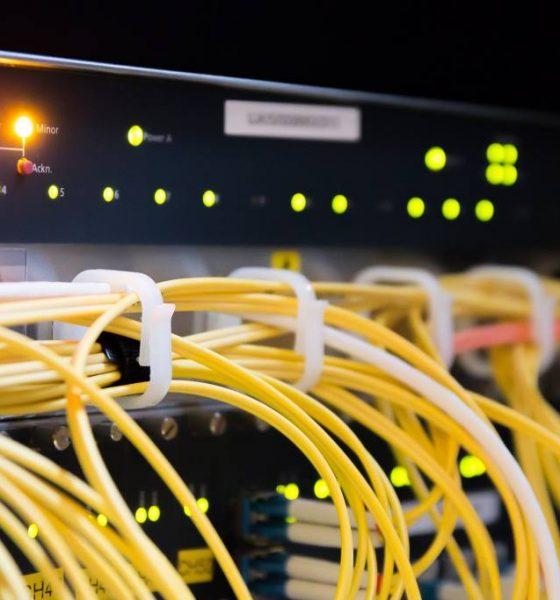 Trwałe połączenie przerwanych części kabla